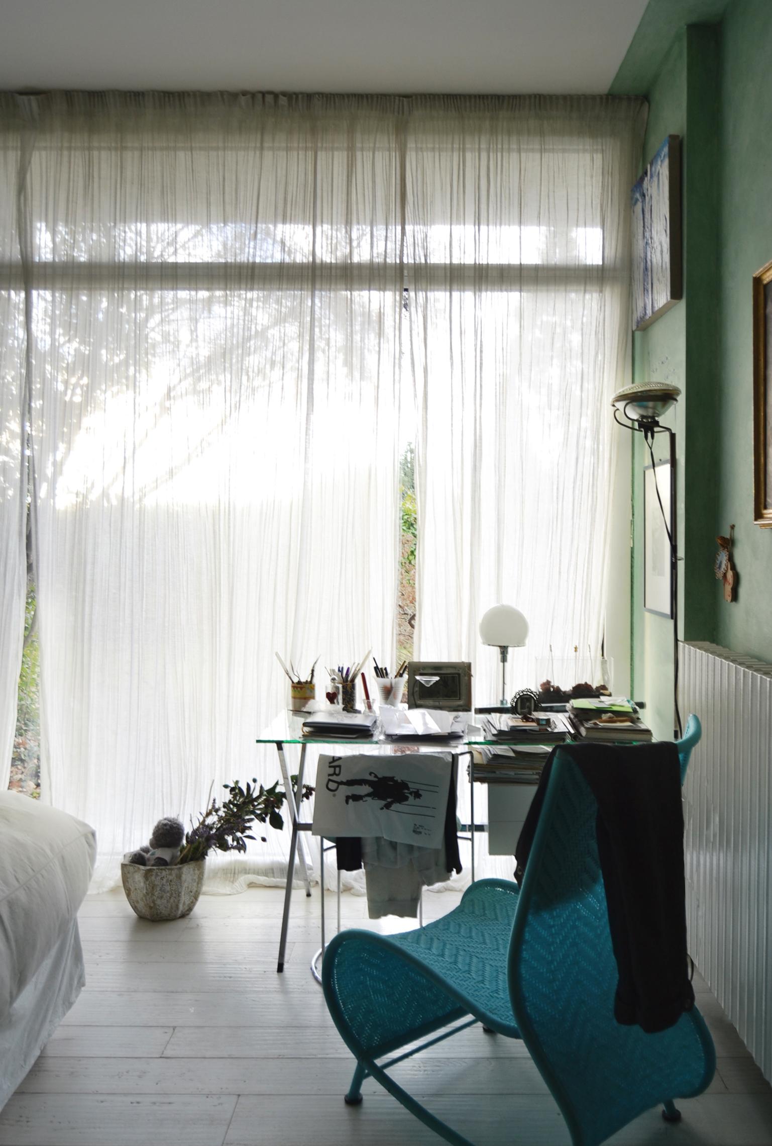 Master Bedroom - Desk Detail